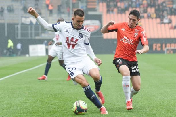 FRA: FC Lorient v Girondins de Bordeaux - Ligue 1 Uber Eats
