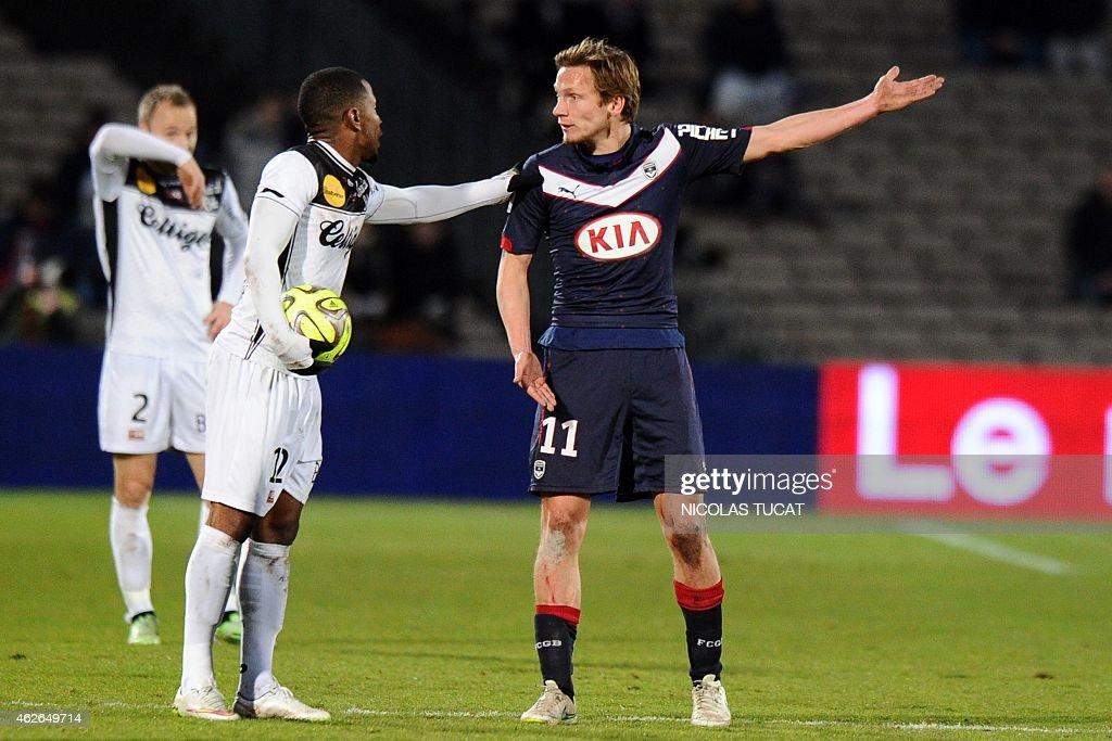 FC Girondins de Bordeaux v EA Guingamp - Ligue 1