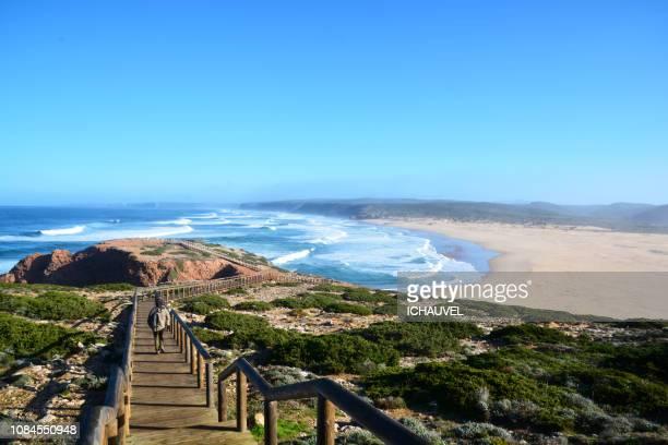 Bordeira beach Algarve Portugal