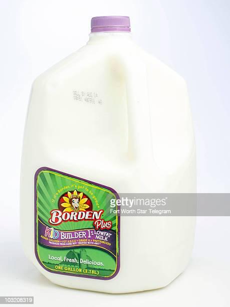 Borden Plus Kid Builder Lowfat milk