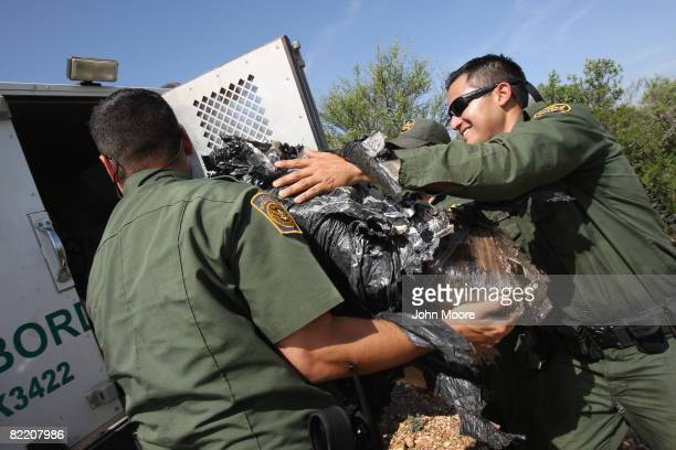 Image result for images of illegals and drugs over the border