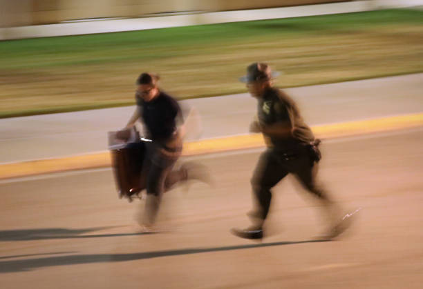 New Agents Train At US Border Patrol Academy In New Mexico