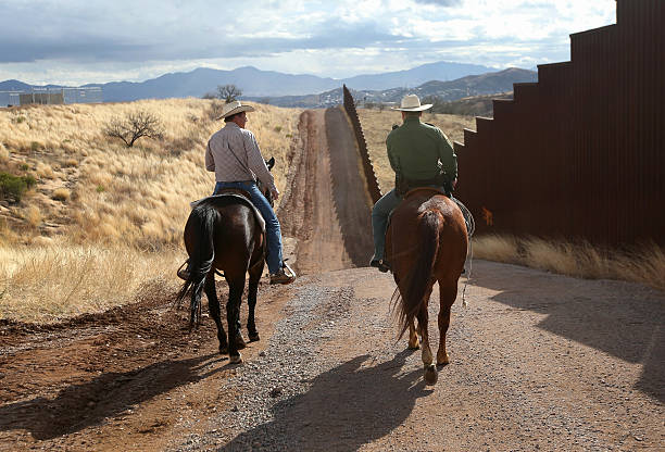 "U.S. Border Patrol ""Ranch Liaisons"" Meet With Arizona Ranchers to Discuss Border Issues"