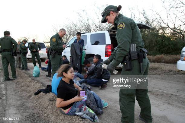 Border Patrol, Rio Grande Valley, Texas, Feb. 9, 2016