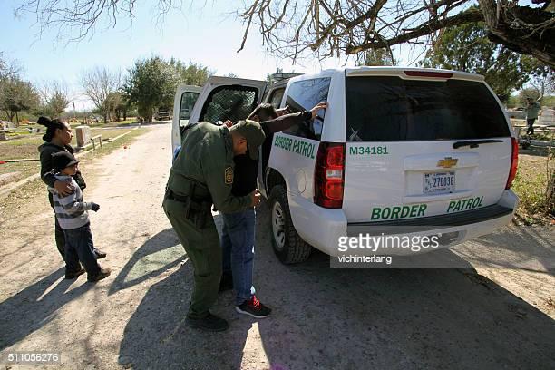 Border Patrol, Rio Grande Valley, Texas, Feb. 9, 2016