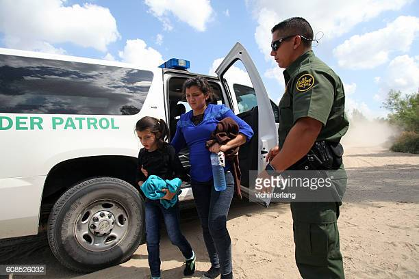 Border Patrol, Rio Grande Valley, Texas, Sept. 21, 2016
