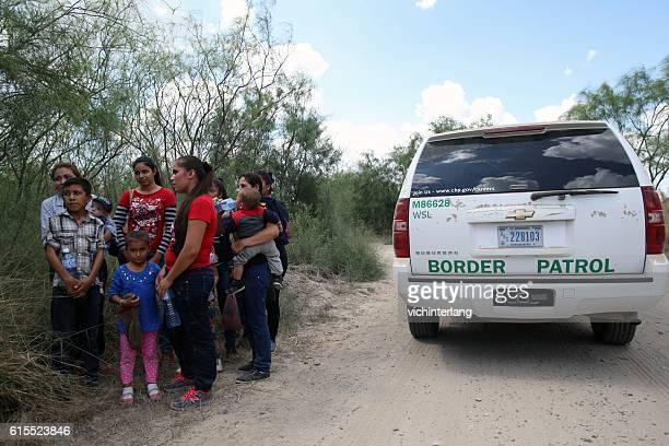 Border Patrol, Rio Grande Valley, Texas, Sept. 21, 2016
