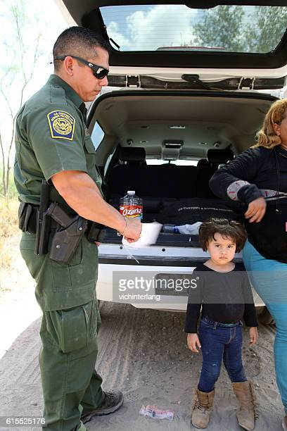 border patrol, rio grande valley, texas, sept. 21, 2016 - human trafficking stock pictures, royalty-free photos & images