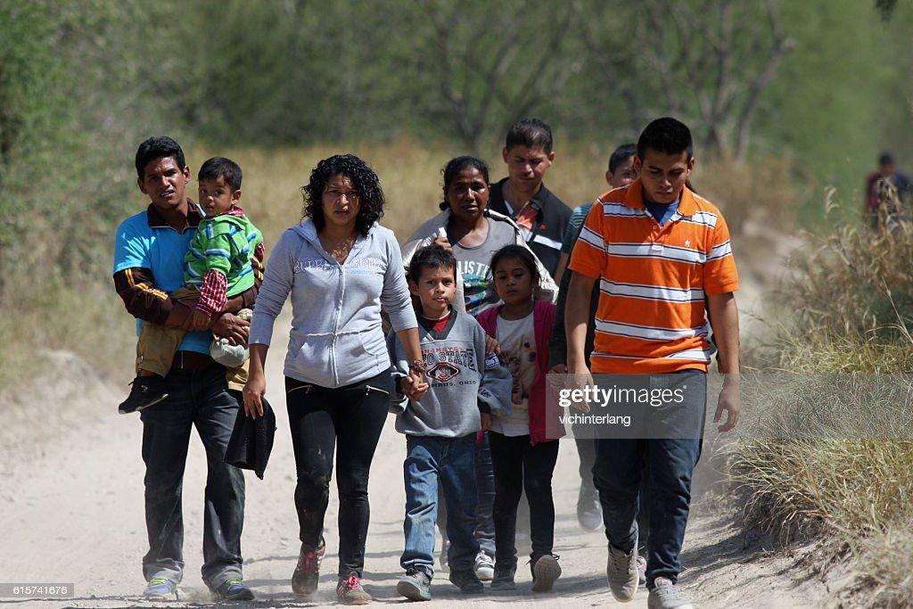 Border Patrol, Rio Grande Valley, Texas, Sept. 21, 2016 : Stock Photo