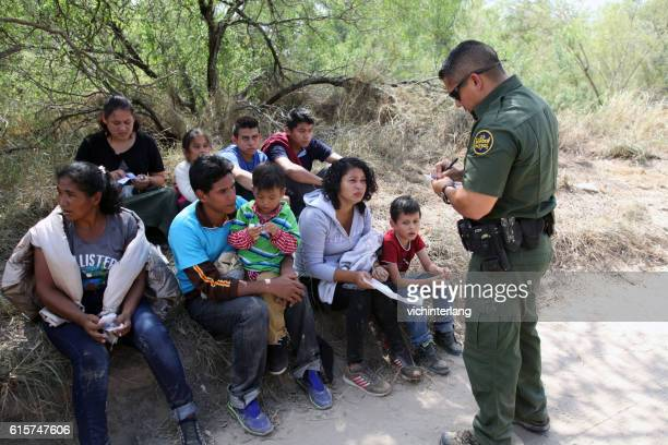 border patrol, rio grande valley, texas, sept. 21, 2016 - human trafficking stock photos and pictures
