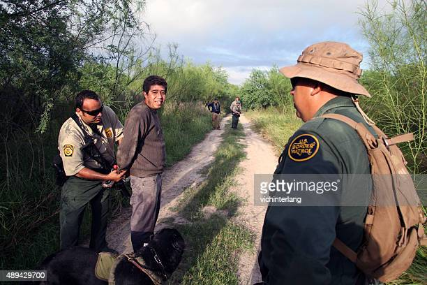 Border Patrol, Rio Grande Valley, Texas, Sept. 22, 2015