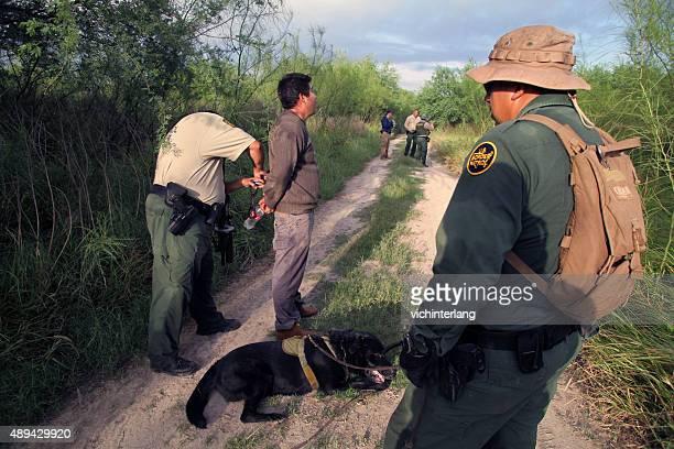 国境パトロール、リオグランデバレー、テキサス、9 月 22 日 - 国境警備隊 ストックフォトと画像