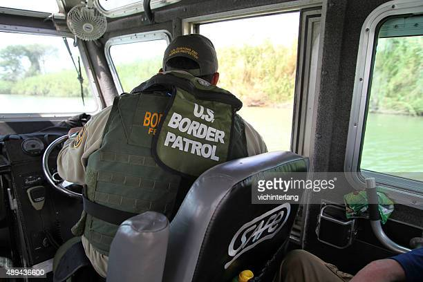 Border Patrol, Rio Grande Valley, Texas, Sept. 22, 2015