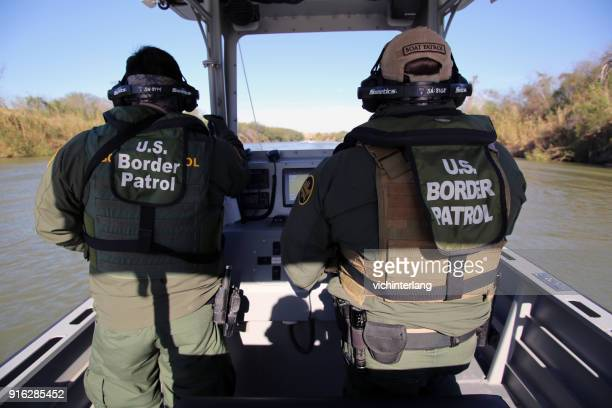 Border Patrol Riverine, Rio Grande River