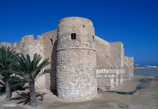 BordjelKebirFortress or Borj Ghazi Mustapha Djerba Gulf of Gabes Tunisia