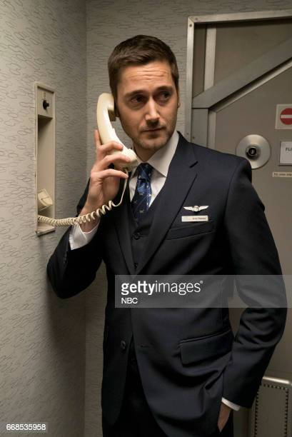 REDEMPTION 'Borealis 301' Episode 105 Pictured Ryan Eggold as Tom Keen
