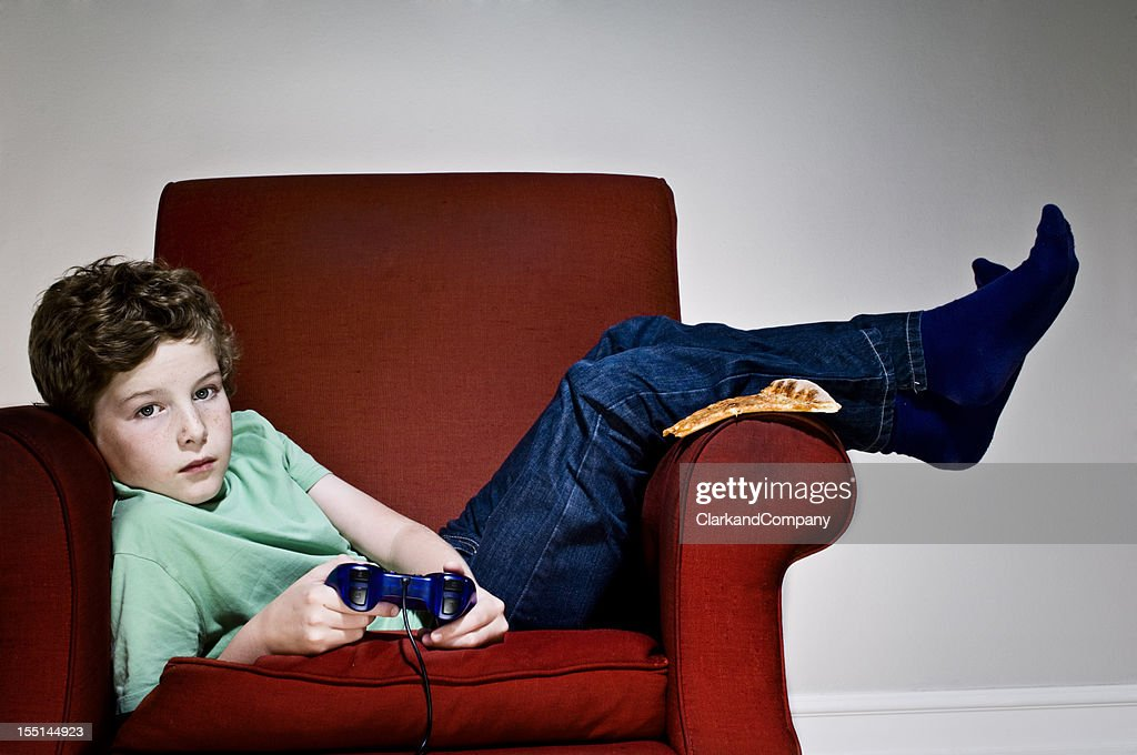 Couch Potato Gamers