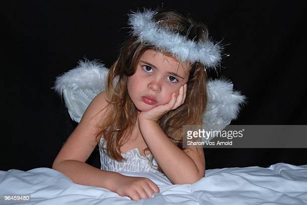 Bored Little Angel