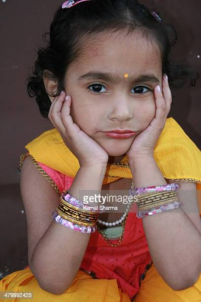 bored...kid girl - panchkula stock pictures, royalty-free photos & images