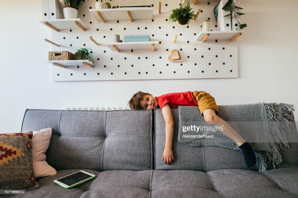 Boredom : Stock Photo