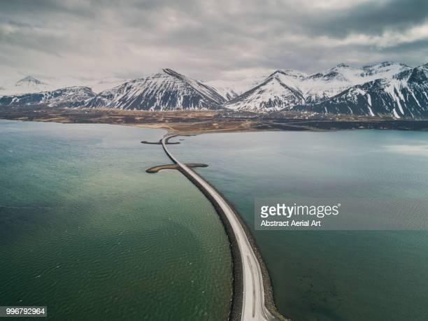 Borgarbyggð bridge, Iceland