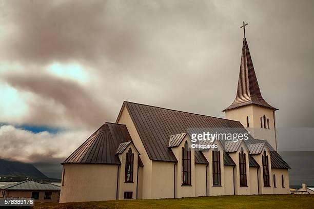 Borgarneskirkja Church