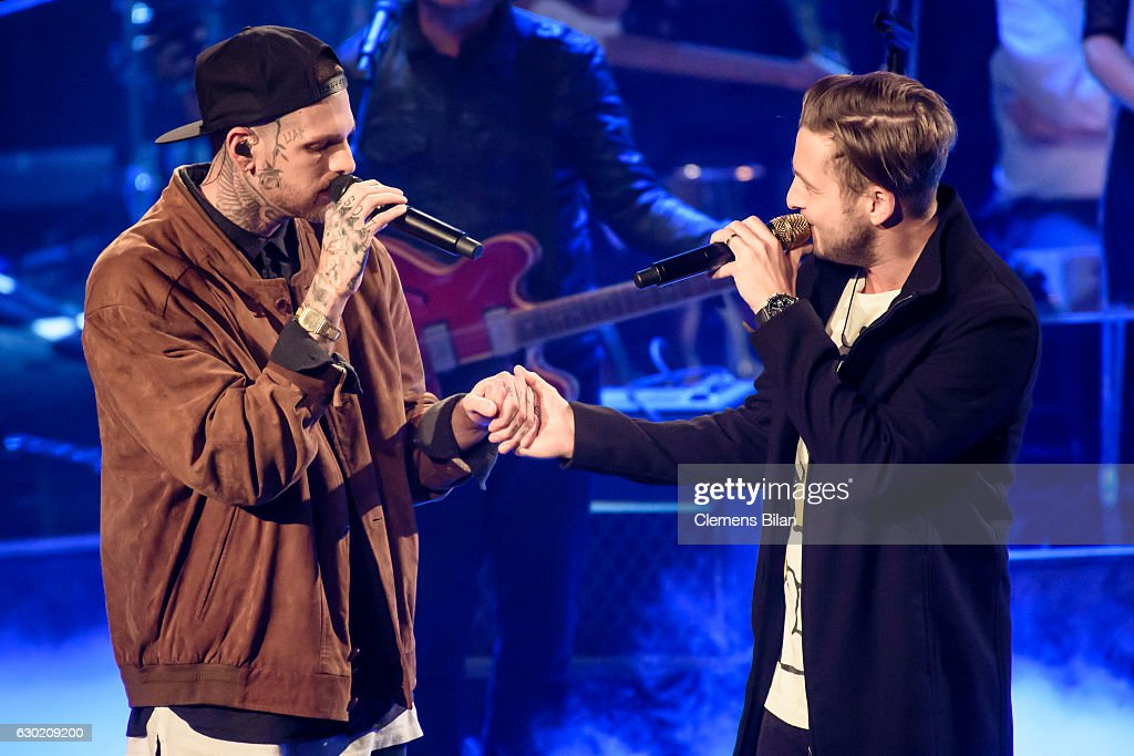 'The Voice Of Germany' Finals : News Photo