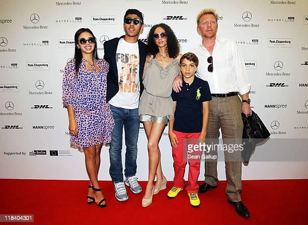 Getty London Fashion Week