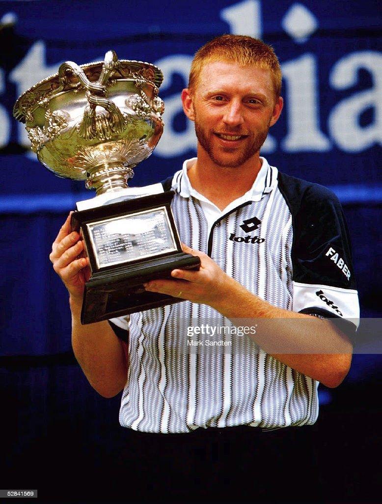 TENNIS: AUSTRALIAN OPEN '96 28.1.96 : News Photo
