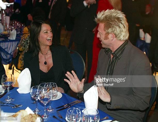 Boris Becker Nadja Comaneci Laureus World Sports Awards Berlin Deutschland Europa Kreuzberg Dinner Sportler Sportlerin Prominente Prominenter