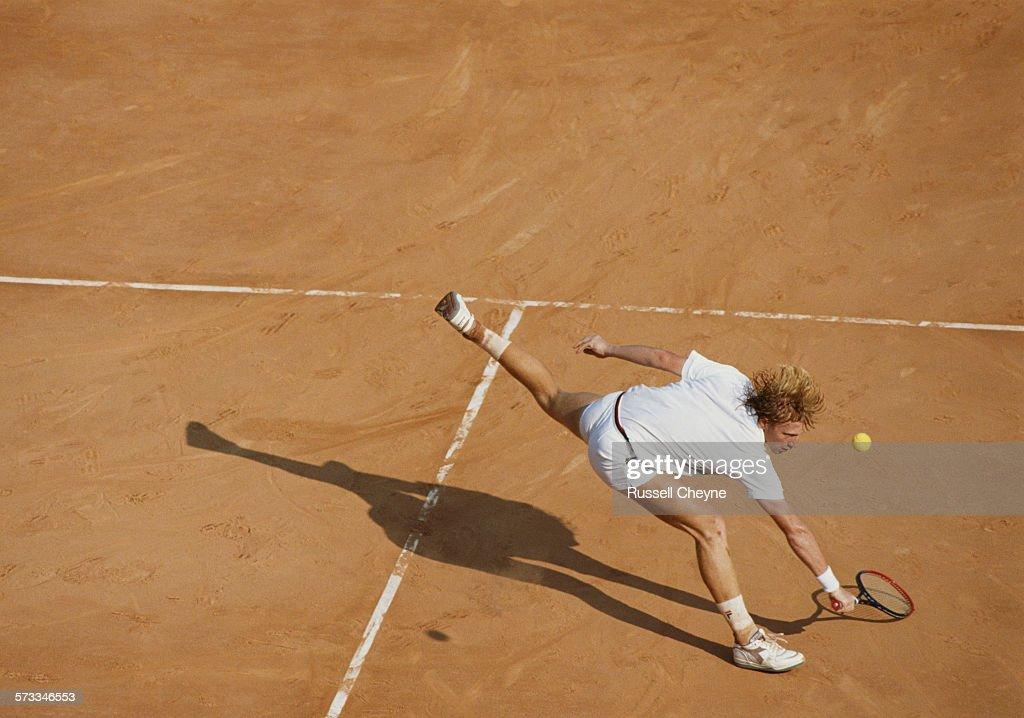 Monte Carlo Open Tennis Championship : News Photo