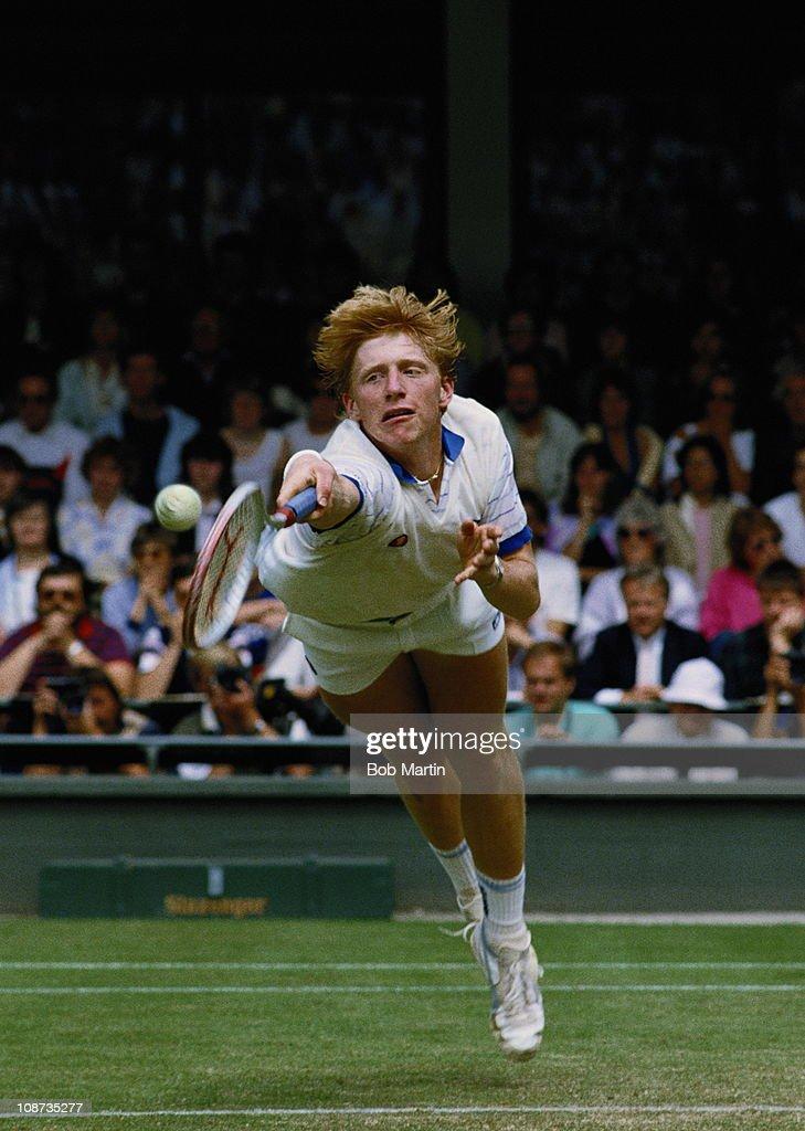 Wimbledon Lawn Tennis Championship : News Photo