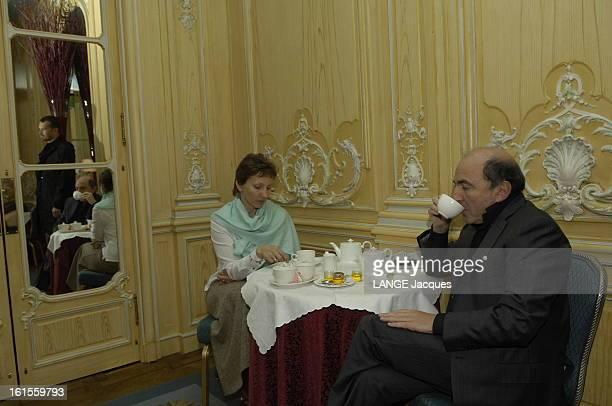 The Aftermath Of The Litvinenko Case Trois mois après l'assassinat de l'espion russe Alexandre LITVINENKO Boris BEREZOVSKI le plus célèbre des...