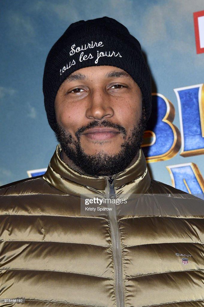 """Black Panther"" Paris Special Screening At Le Grand Rex"
