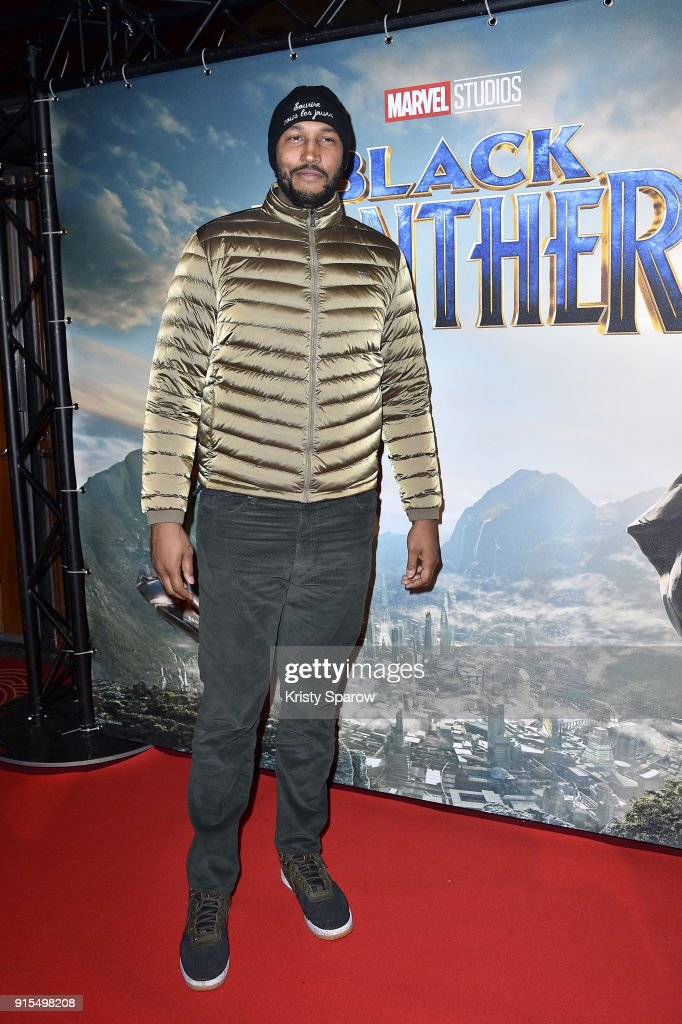 """Black Panther"" Paris Special Screening At Le Grand Rex"