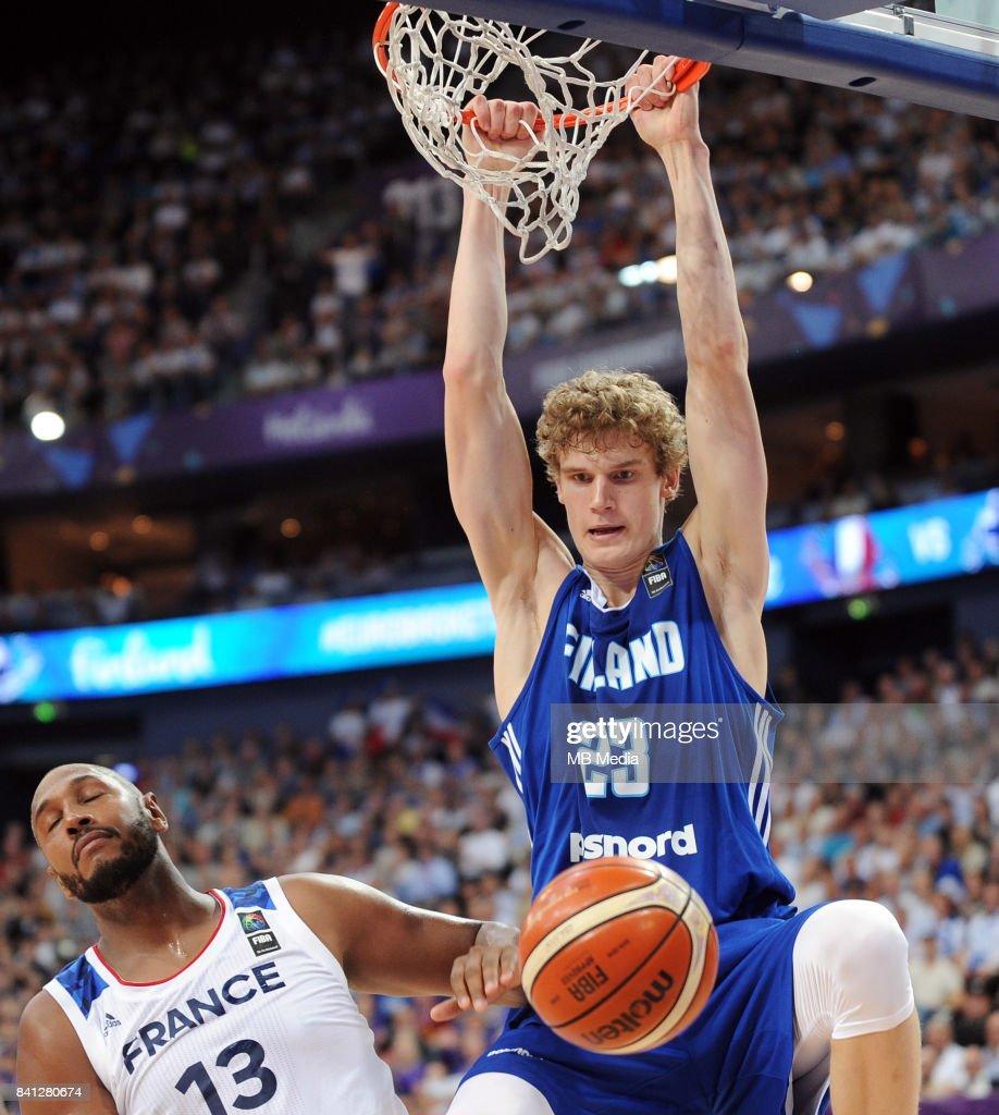France v Finland - FIBA Eurobasket 2017: Group A : News Photo