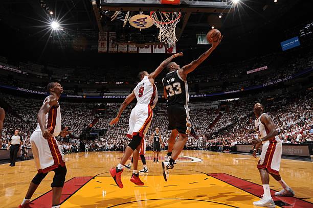 Miami Heat v San Antonio Spurs - 2014 NBA Finals Game Three