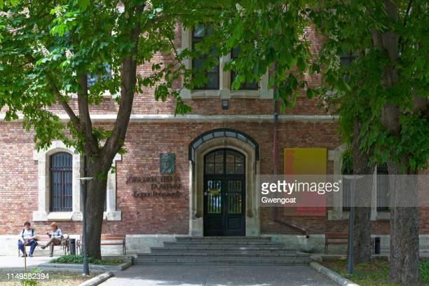 boris georgiev city art gallery en varna - gwengoat fotografías e imágenes de stock