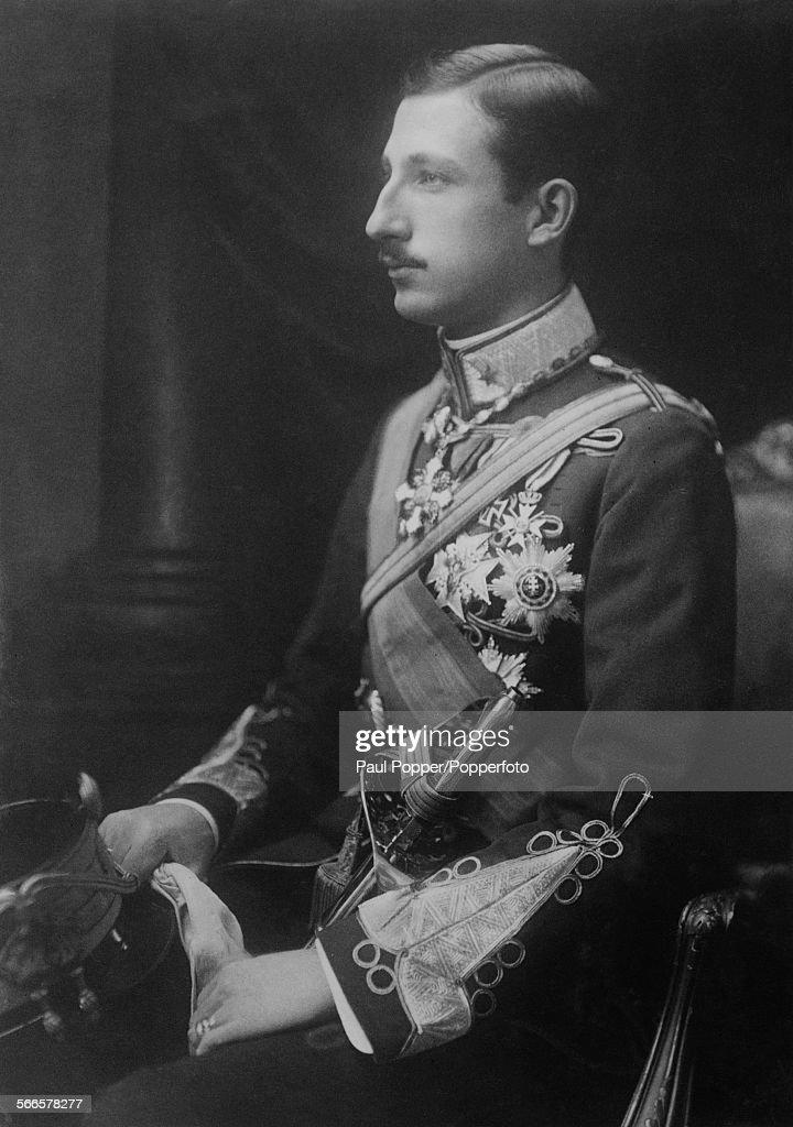 Boris III, Tsar of Bulgaria (1894 - 1943), circa 1930.