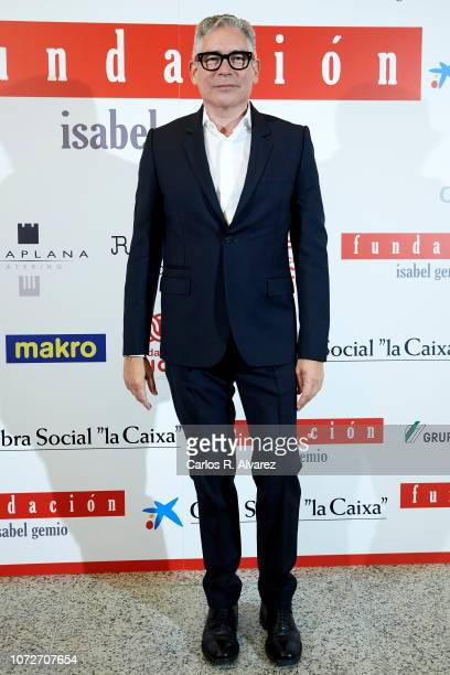Boris Izaguirre attends 'Estrellas por la Ciencia' gala at the Canal Theater on November 26 2018 in Madrid Spain