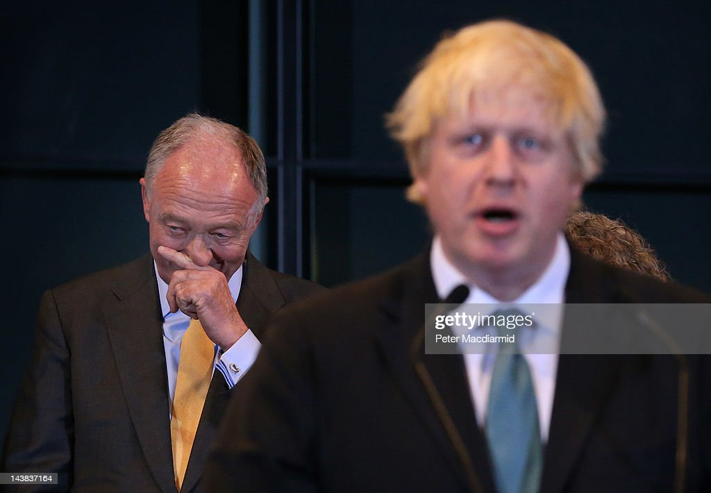 The New Mayor Of London Is Announced : News Photo
