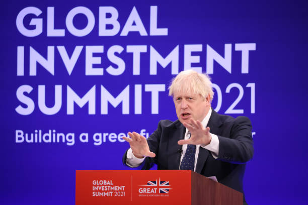 GBR: U.K. Global Investment Summit (GIS) 2021