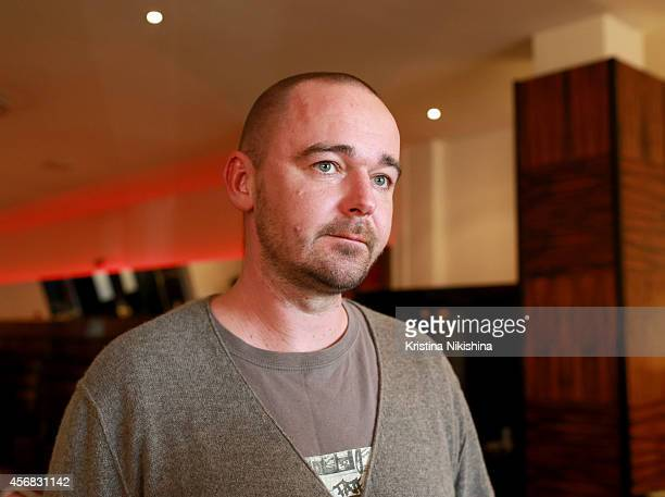Boris Khlebnikov attends the Concerned Russian premiere of Boris Khlebnikov's TNT Series during the Saint Petersburg International Media Forum at the...