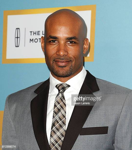 Boris Kodjoe attends the Essence 9th annual Black Women In Hollywood event at the Beverly Wilshire Four Seasons Hotel on February 25 2016 in Beverly...