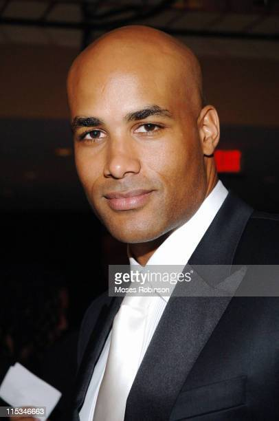 Boris Kodjoe during 22nd Annual Mayor's Masked Ball 'An Evening of Holiday Magic' at Atlanta Marriott Marquis in Atlanta Georgia United States