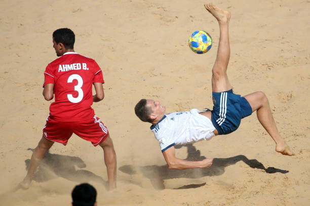 PRY: Russia v United Arab Emirates - FIFA Beach Soccer World Cup Paraguay 2019