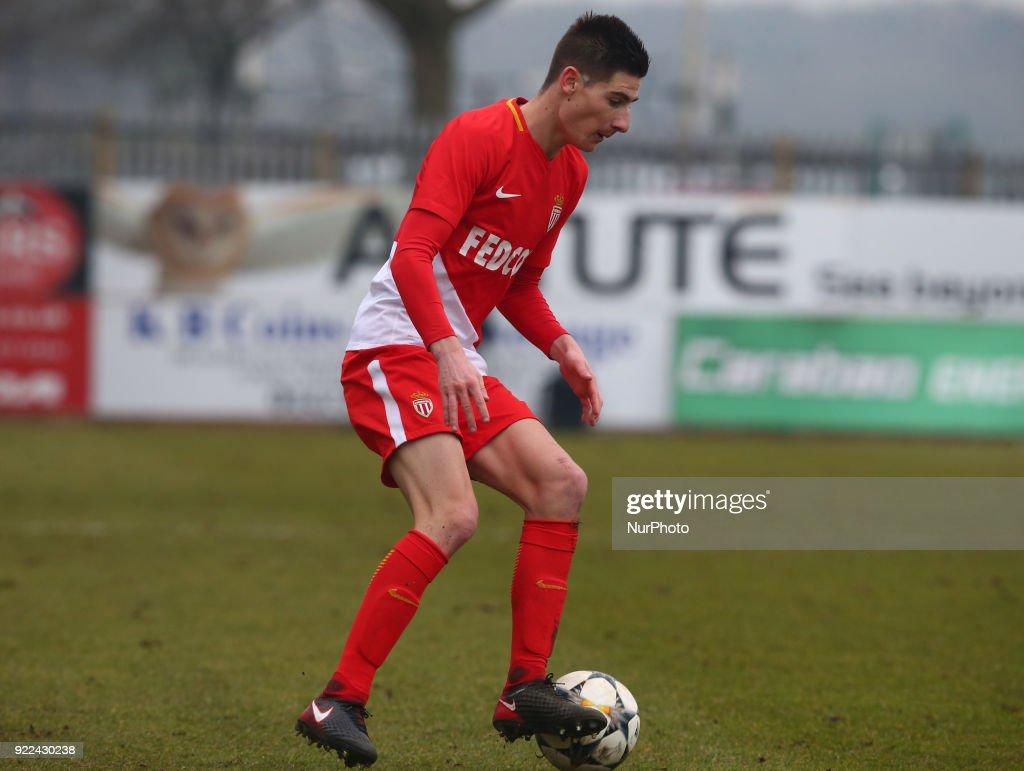 Tottenham Hotspur U19 v Monaco U19: UEFA Youth League : News Photo