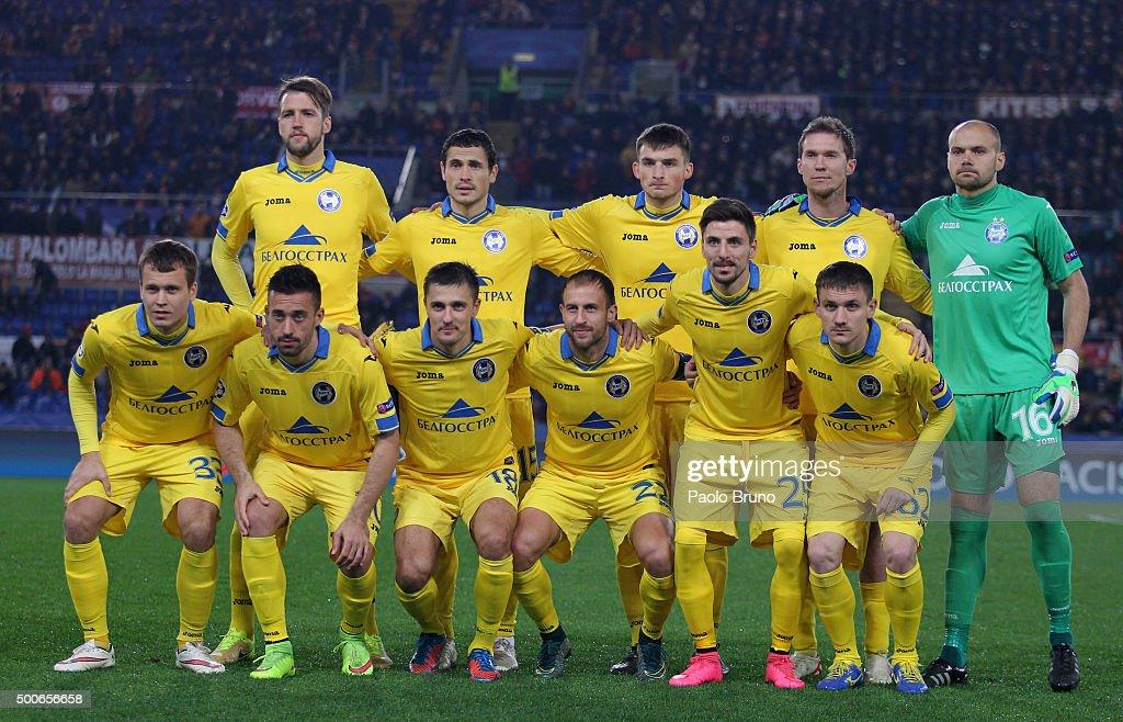AS Roma v FC BATE Borisov - UEFA Champions League : News Photo