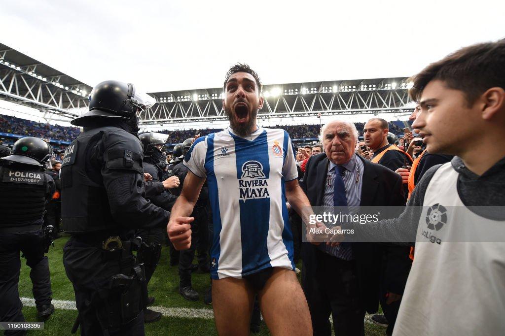 RCD Espanyol v Real Sociedad - La Liga : News Photo