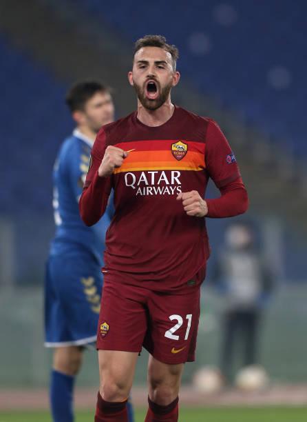 ITA: AS Roma v Sporting Braga  - UEFA Europa League Round Of 32 Leg Two